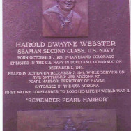 Dwayne Webster Memorial